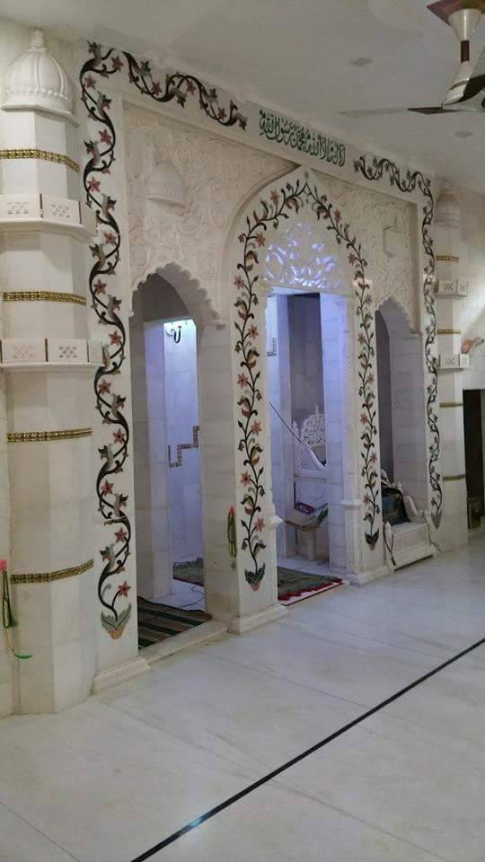 Temples & Mosques Marble Inlay Work