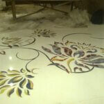 Marble Inlay Flooring Designs Or Patterns