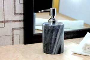 handicraft product liquid soap dispenser