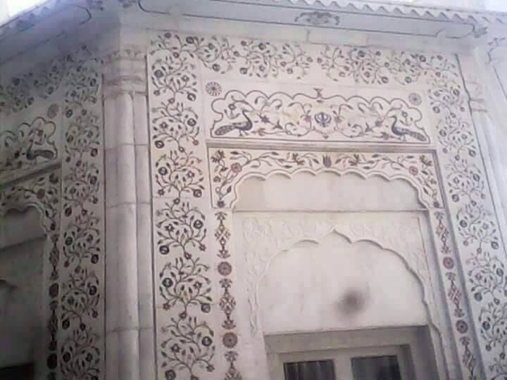 Marble Inlay Work designs On Wall