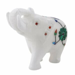 marble handicraft gift item elephant