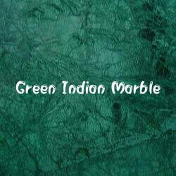 green indian marble stone