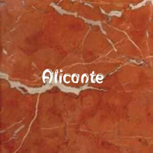 alicante indian marble stone