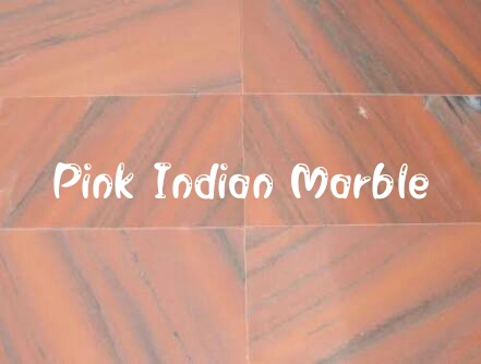 pink indian marble stone