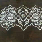 Marble inlay work designs