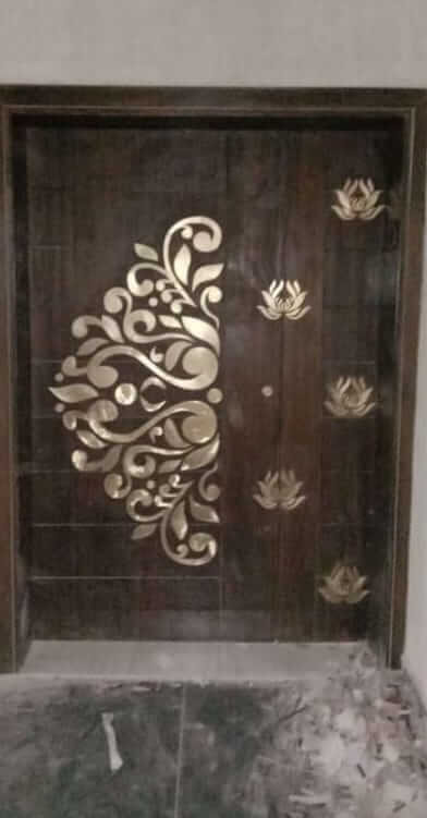 Creative MOP Inlay Design