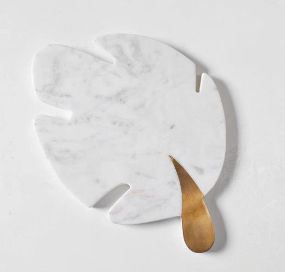 Leaf Shaped Chopping Board